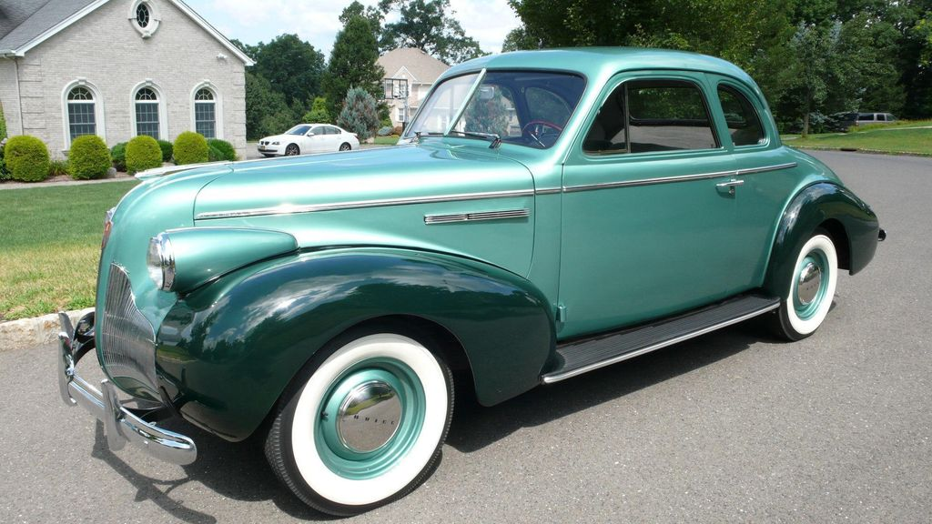 1939 Buick SPECIAL 46S - 10836151 - 68
