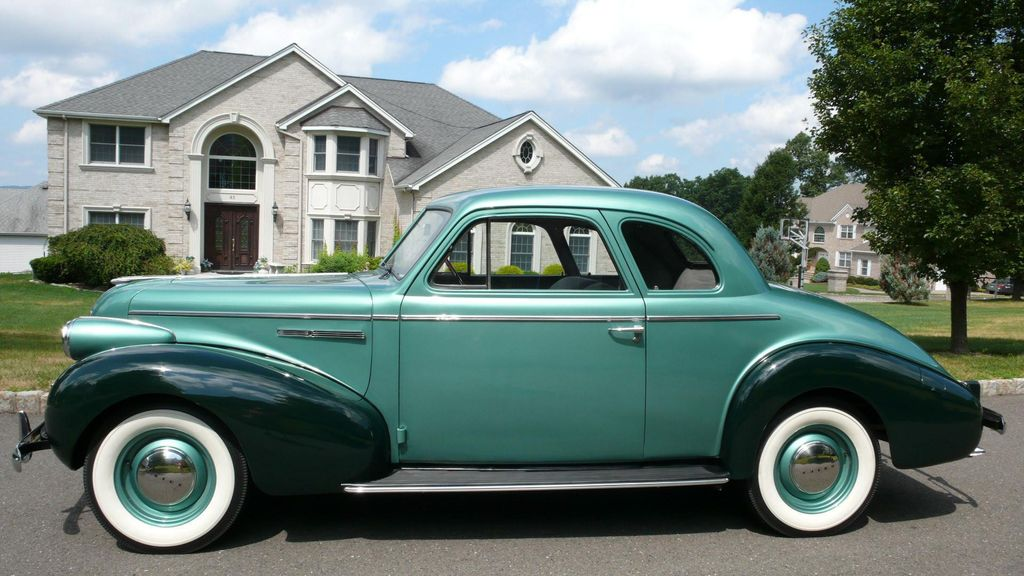 1939 Buick SPECIAL 46S - 10836151 - 75
