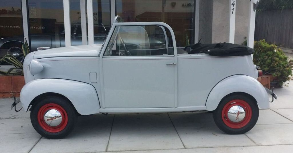 1939 CROSLEY ROADSTER 1939 CROSLEY ROADSTER - 16660863 - 17