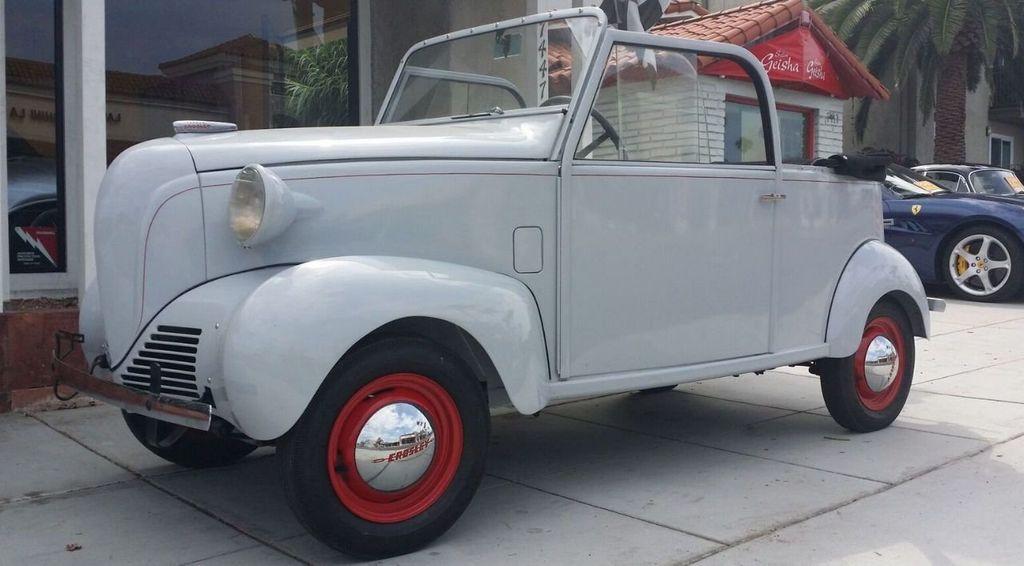 1939 CROSLEY ROADSTER 1939 CROSLEY ROADSTER - 16660863 - 1