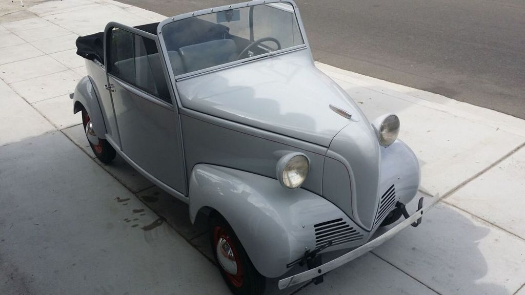 1939 CROSLEY ROADSTER 1939 CROSLEY ROADSTER - 16660863 - 2
