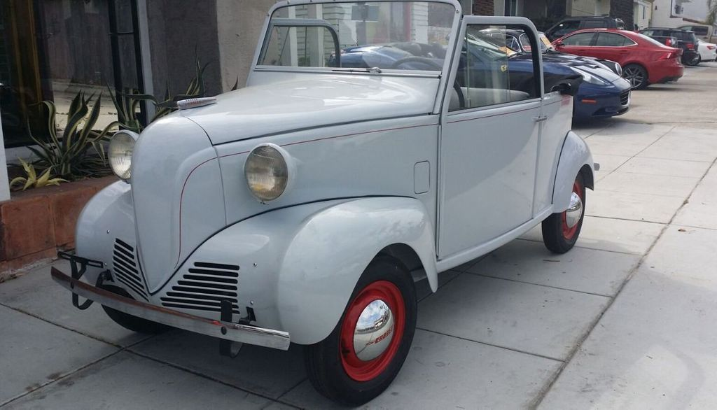 1939 CROSLEY ROADSTER 1939 CROSLEY ROADSTER - 16660863 - 4