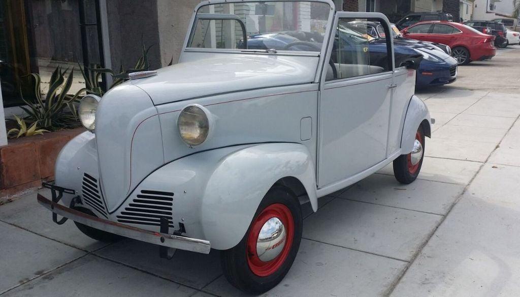 1939 CROSLEY ROADSTER 1939 CROSLEY ROADSTER - 16660863 - 4