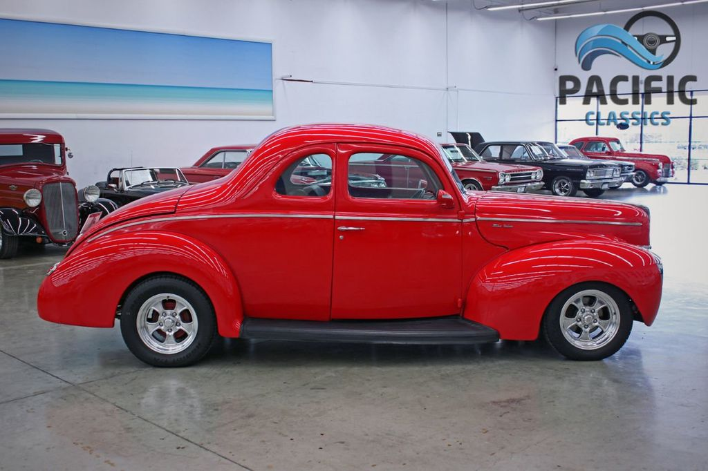 1940 Used Ford Deluxe Hot Rod at WeBe Autos Serving Long Island, NY, IID  18094454