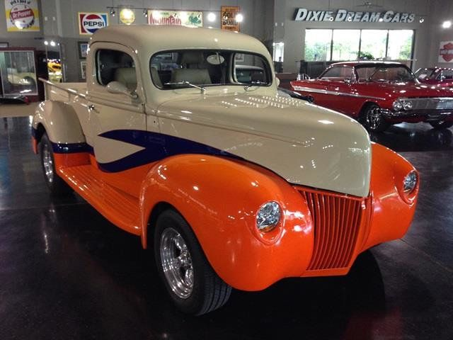 1940 Ford Pickup F-1 SOLD Pro Touring Resto Mod F-1 Custom Street Rod Flathead V8 - 14160309 - 9