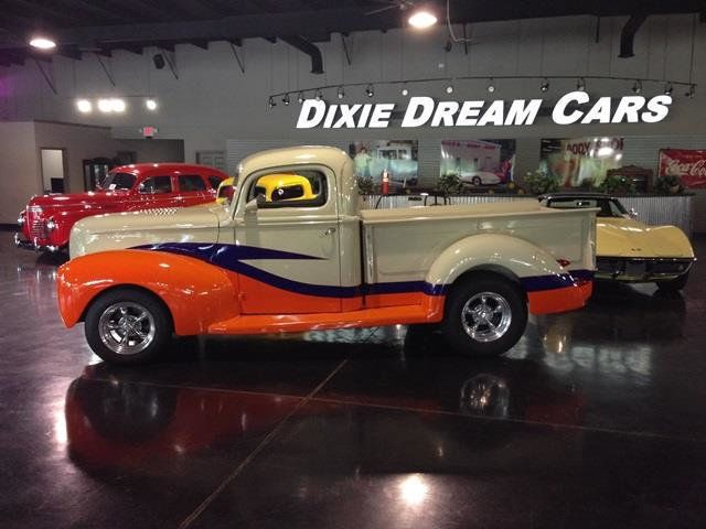 1940 Ford Pickup F-1 SOLD Pro Touring Resto Mod F-1 Custom Street Rod Flathead V8 - 14160309 - 2