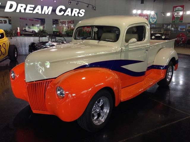 1940 Ford Pickup F-1 SOLD Pro Touring Resto Mod F-1 Custom Street Rod Flathead V8 - 14160309 - 4