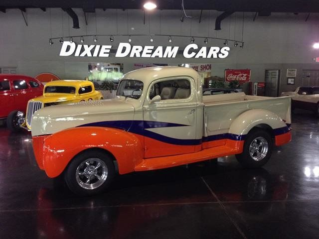 1940 Ford Pickup F-1 SOLD Pro Touring Resto Mod F-1 Custom Street Rod Flathead V8 - 14160309 - 5