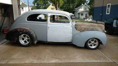 1940 Ford Tudor  Coupe