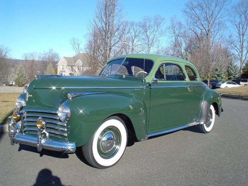 1941 Chrysler WINDSOR STUNNING - 2785398 - 0