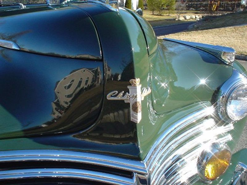 1941 Chrysler WINDSOR STUNNING - 2785398 - 9