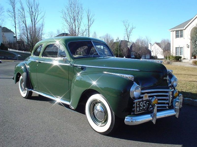 1941 Chrysler WINDSOR STUNNING - 2785398 - 1