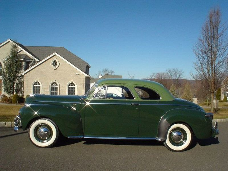 1941 Chrysler Windsor Stunning Coupe For Sale In Ramsey