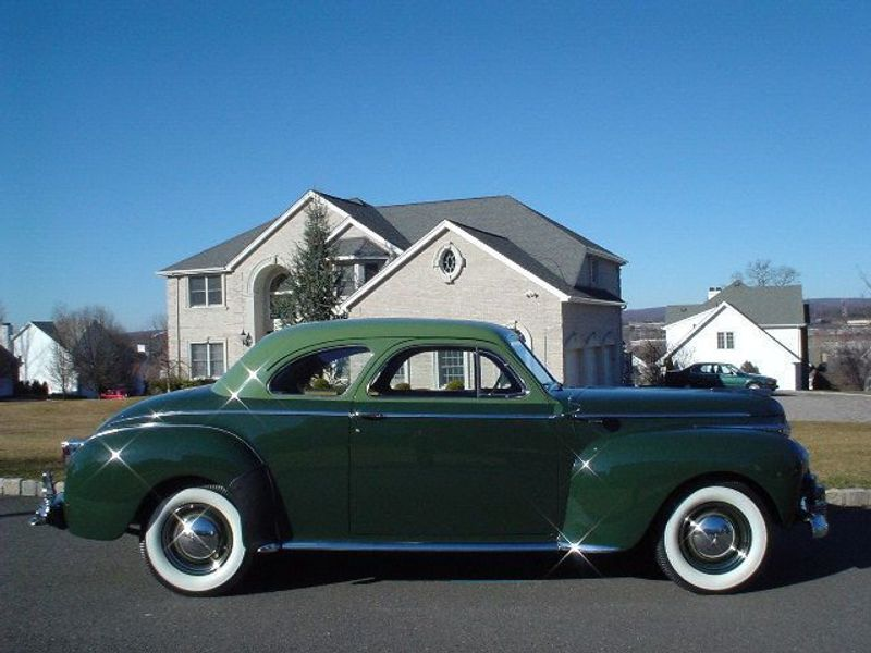 1941 Chrysler WINDSOR STUNNING - 2785398 - 3