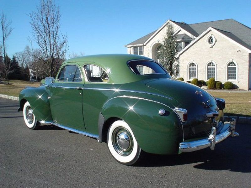 1941 Chrysler WINDSOR STUNNING - 2785398 - 4