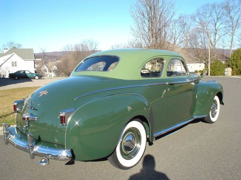 1941 Chrysler WINDSOR STUNNING - 2785398 - 52