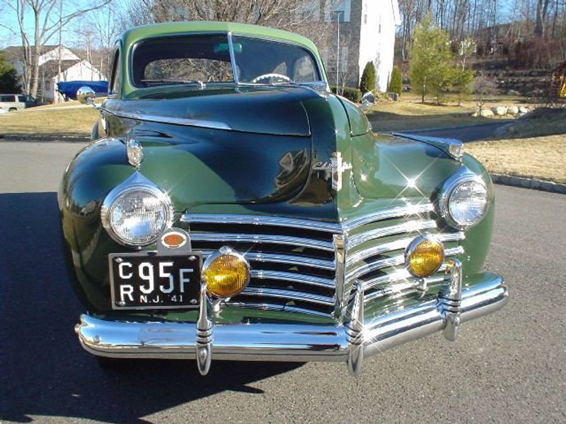 1941 Chrysler WINDSOR STUNNING - 2785398 - 5