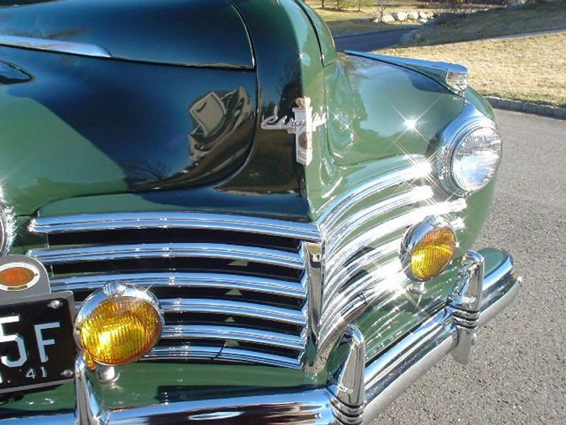 1941 Chrysler WINDSOR STUNNING - 2785398 - 8