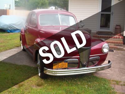 1941 Ford Opera For Sale Coupe