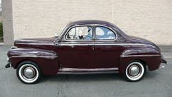 1941 Ford SUPER DELUXE - SE4307