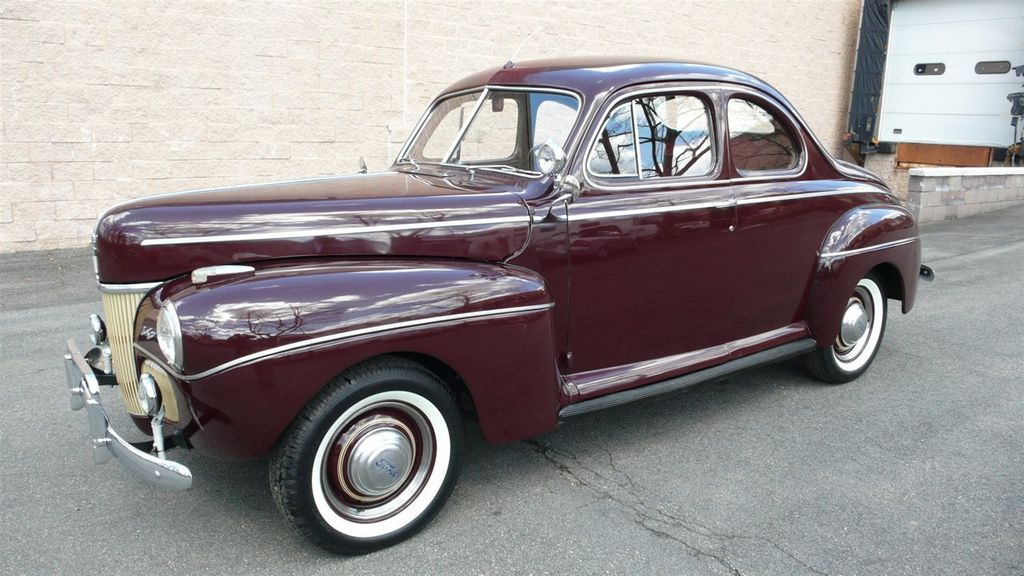 1941 Ford SUPER DELUXE RESTORED - 10278206 - 2