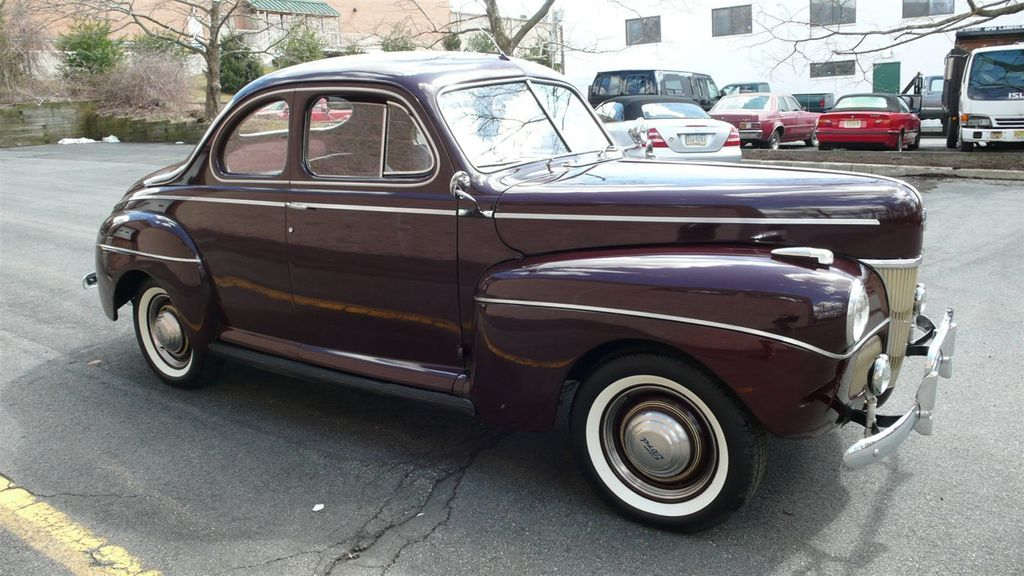 1941 Ford SUPER DELUXE RESTORED - 10278206 - 32