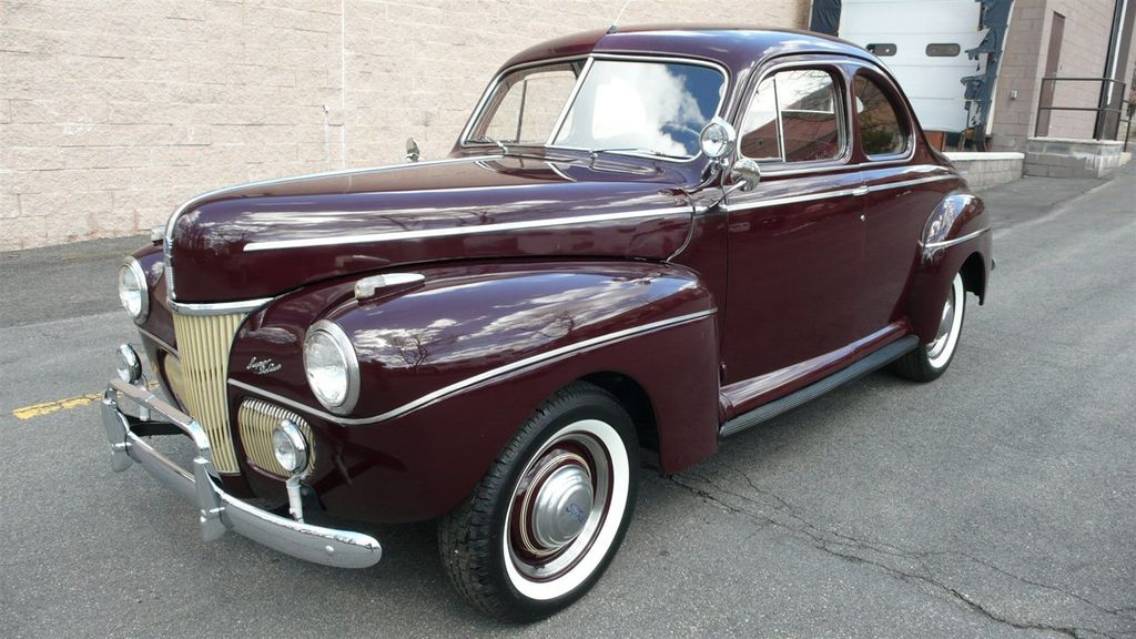 1941 Ford SUPER DELUXE RESTORED - 10278206 - 47