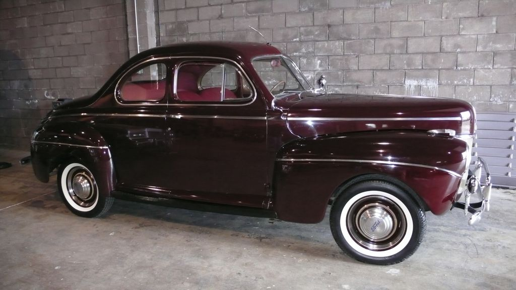 1941 Ford SUPER DELUXE RESTORED - 10278206 - 49