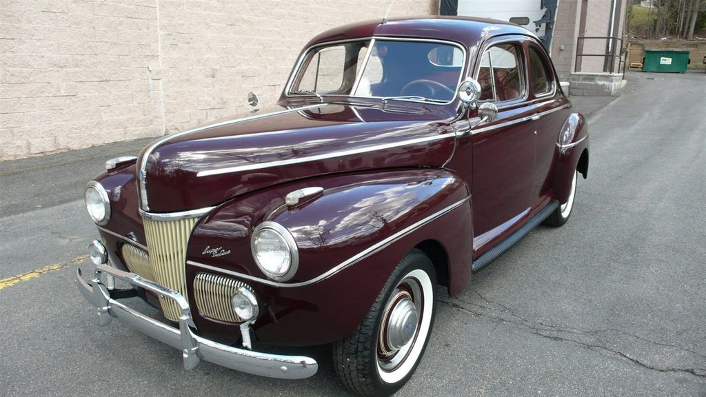 1941 Ford SUPER DELUXE RESTORED - 10278206 - 5