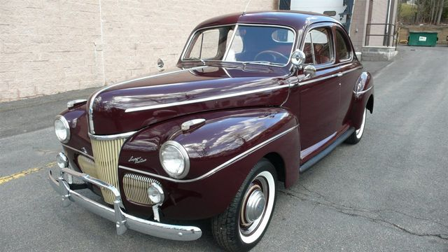 1941 Ford SUPER DELUXE RESTORED Coupe for Sale Ramsey, NJ