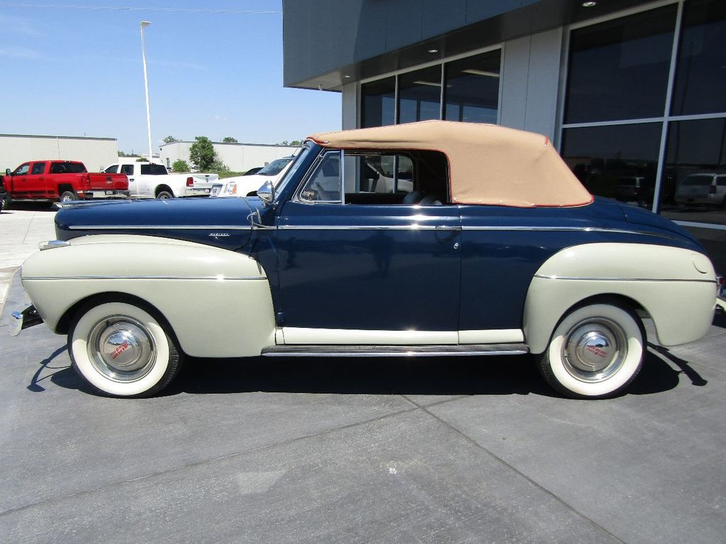 1941 Mercury Convertible  - 17743701 - 1