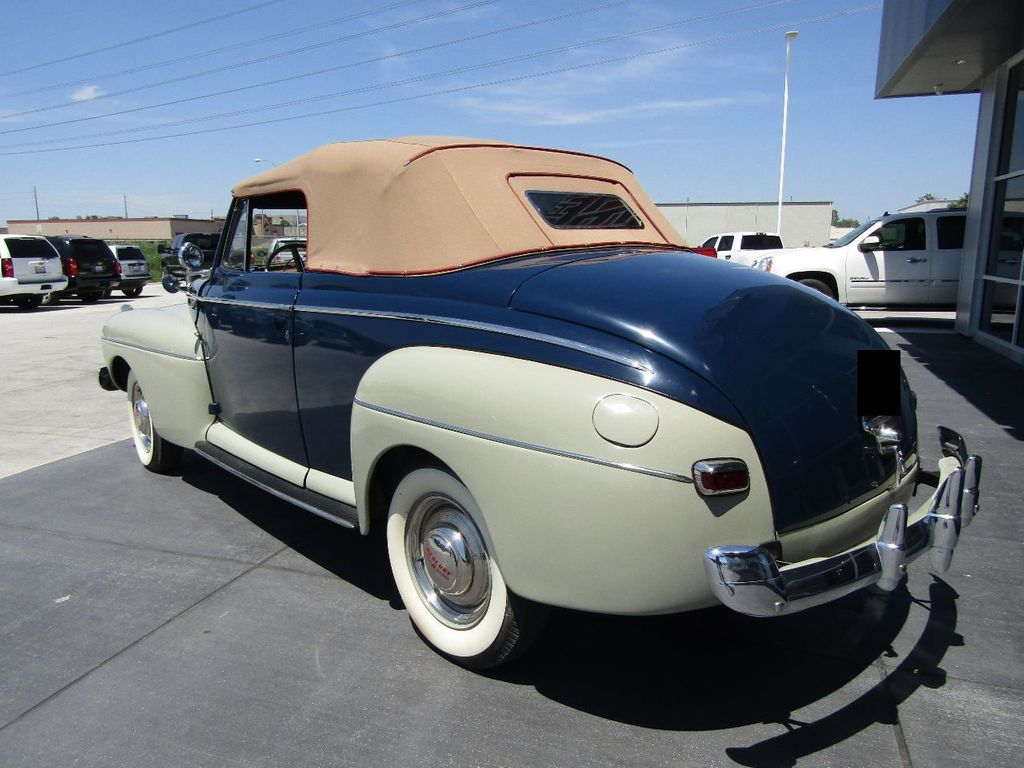 1941 Mercury Convertible  - 17743701 - 2