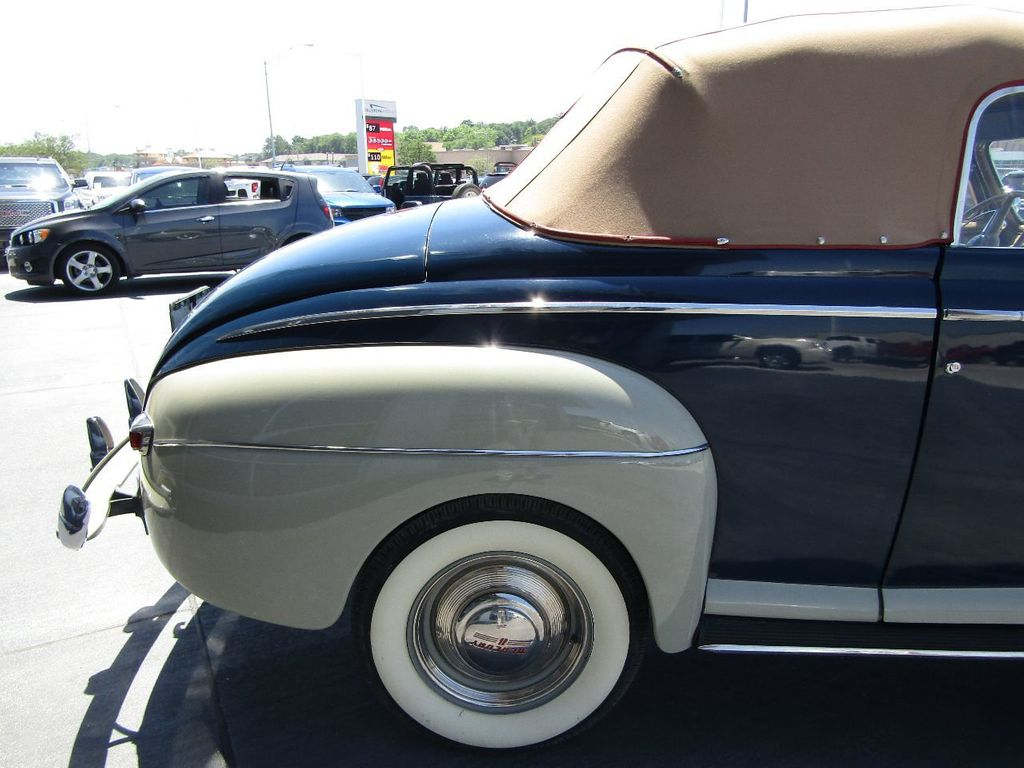 1941 Mercury Convertible  - 17743701 - 31
