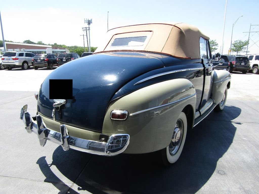 1941 Mercury Convertible  - 17743701 - 4