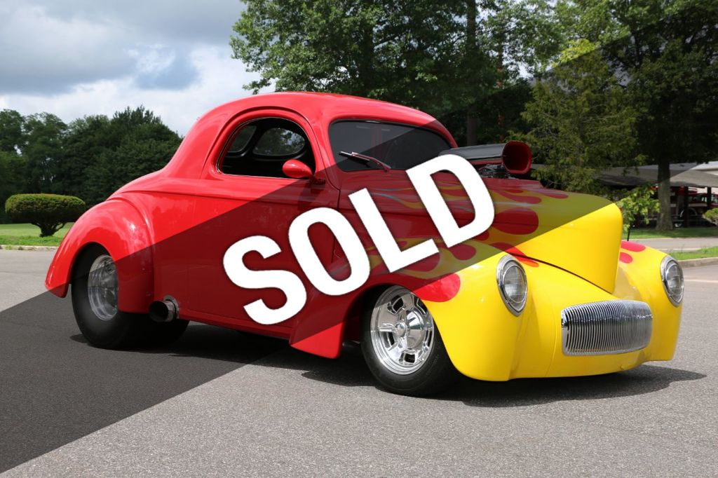 1941 Willys Outlaw For Sale - 17958940 - 0