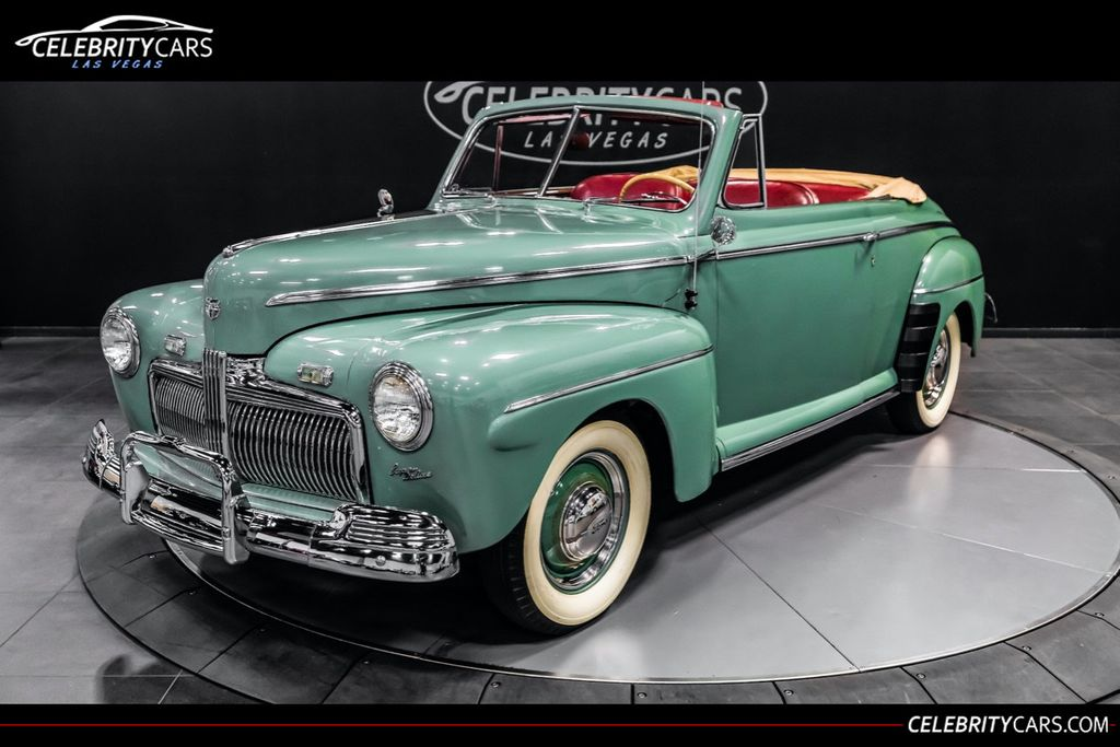 1942 Used Ford Super Deluxe Convertible At Celebrity Cars Las Vegas Nv Iid 20297762
