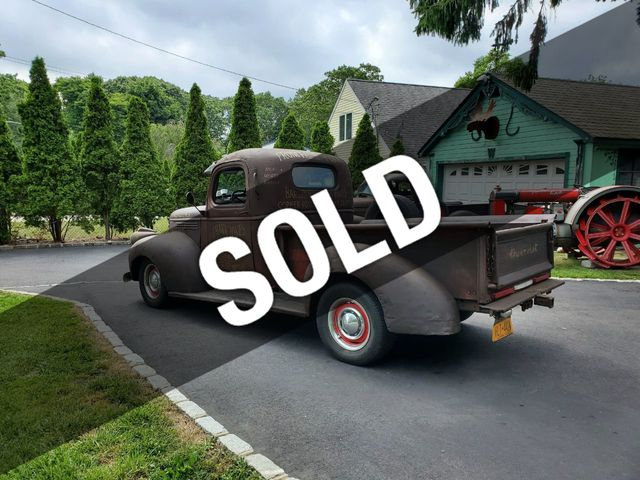 1946 Chevrolet Pickup For Sale Truck Regular Cab Standard Bed for Sale  Riverhead, NY - $28,995 - Motorcar com
