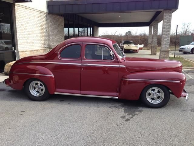 1946 Used Ford Deluxe Business Coupe Custom Street Rod At Dixie