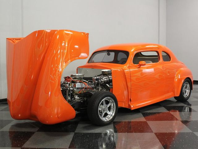 1946 Ford Hotrod Coupe - 16589968 - 3