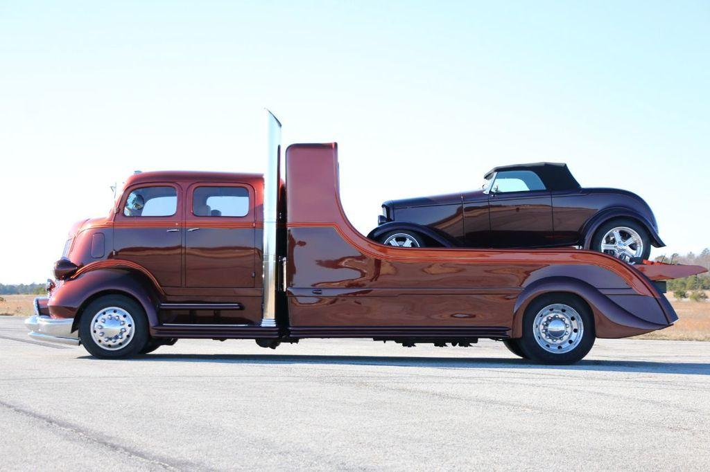 1947 Ford COE Car Hauler - 18505567 - 10