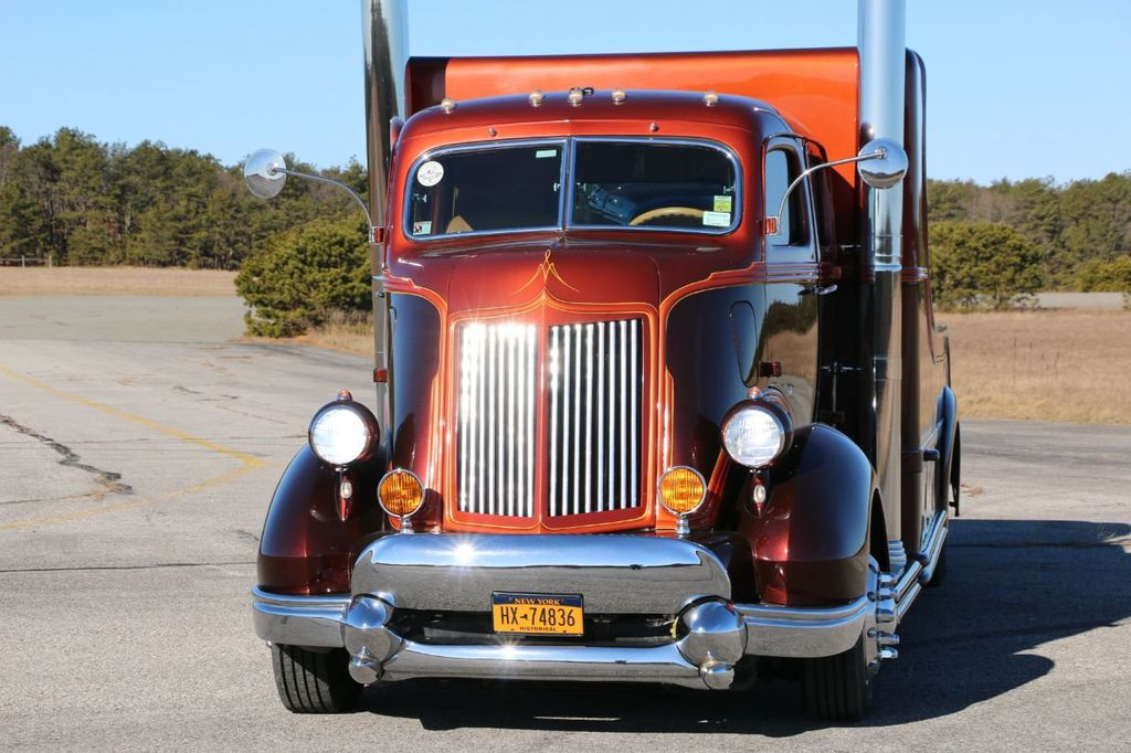 1947 Ford COE Car Hauler - 18505567 - 13