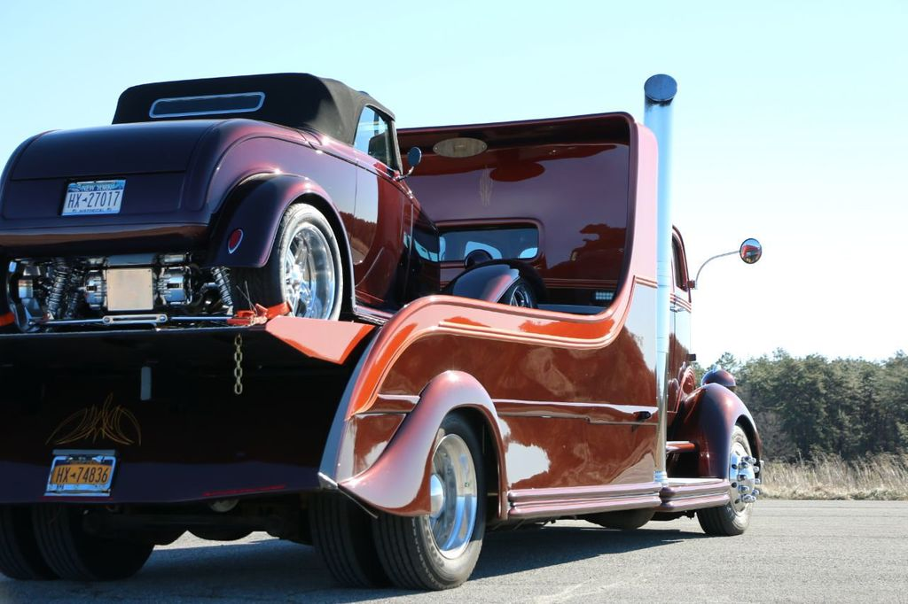 1947 Ford COE Car Hauler - 18505567 - 6