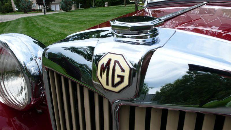 1947 MG MGTC RESTORED CONCOURS - 8858504 - 15