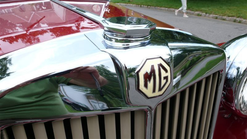 1947 MG MGTC RESTORED CONCOURS - 8858504 - 20