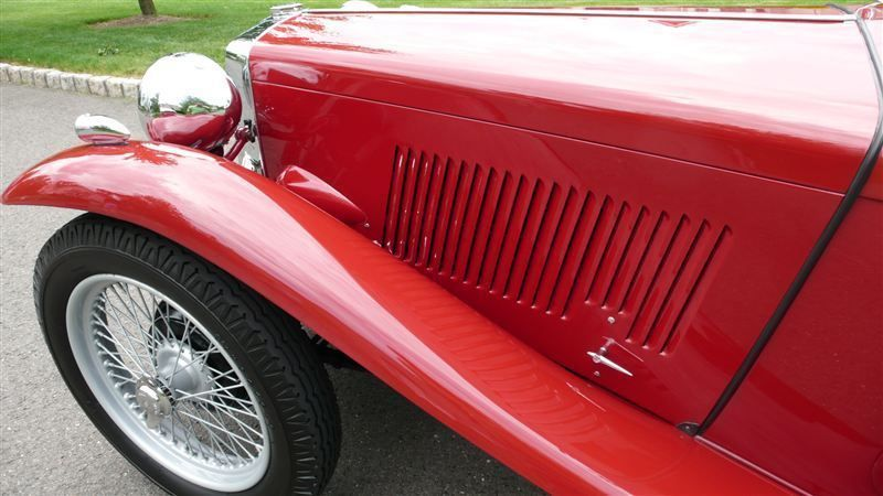 1947 MG MGTC RESTORED CONCOURS - 8858504 - 23