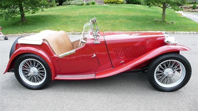 1947 MG MGTC RESTORED CONCOURS - 8858504 - 2