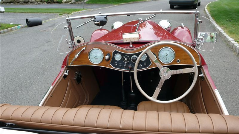 1947 MG MGTC RESTORED CONCOURS - 8858504 - 41