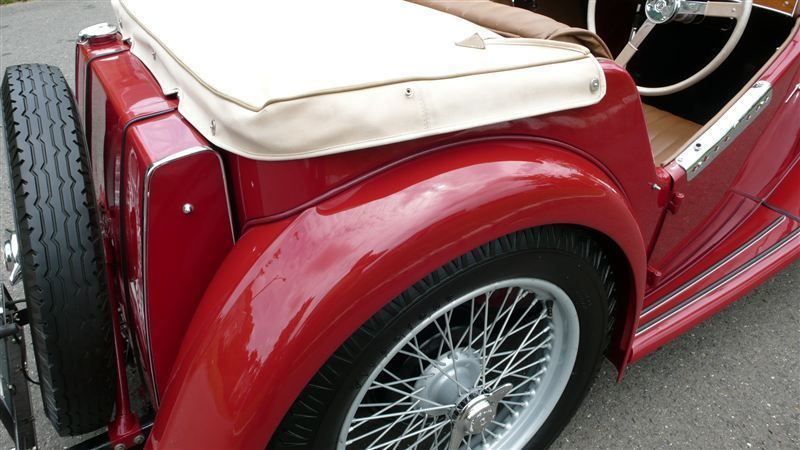 1947 MG MGTC RESTORED CONCOURS - 8858504 - 43
