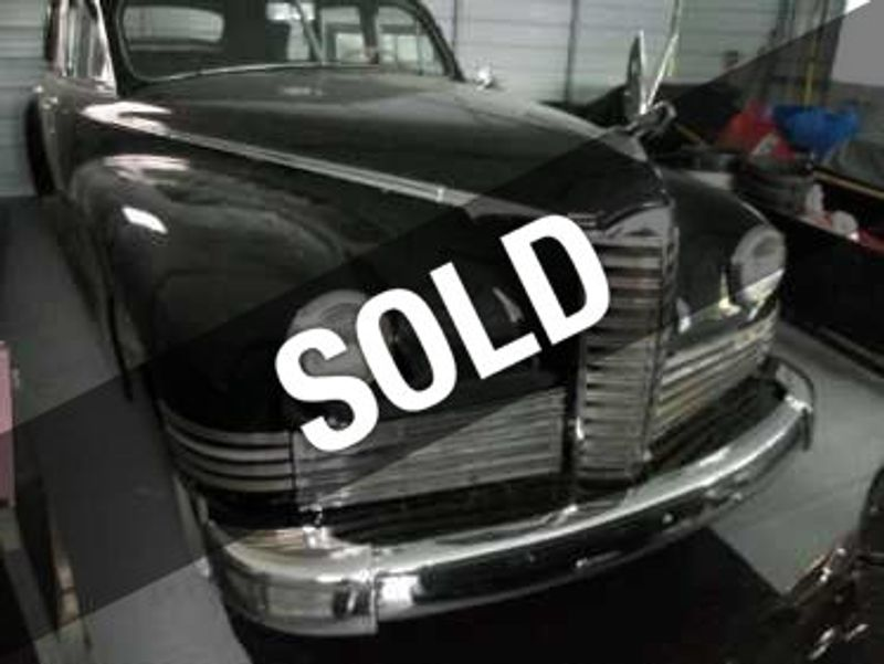 Limo For Sale >> 1947 Used Packard Super Clipper 8 Series Touring Sedan Limo For Sale At Webe Autos Serving Long Island Ny Iid 19398977