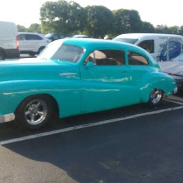 1948 Buick Custom